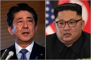 Thủ tướng Nhật có thể đến Bình Nhưỡng gặp ông Kim Jong Un