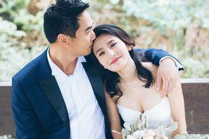 Sao nữ TVB kết hôn 4 năm sau bê bối sex ở nơi công cộng