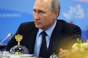 Ông Putin cải tổ Điện Kremlin, 2 cố vấn bay ghế