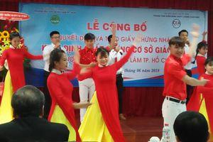 Trường ĐH Nông Lâm TPHCM đạt kiểm định chất lượng giáo dục