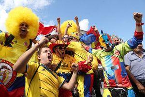 Moscow nhiệt cuồng không khí World Cup trước giờ khai mạc