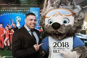 Bí mật của linh vật World Cup 2018 - sói xám Zabivaka