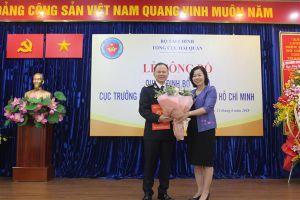 Ông Đinh Ngọc Thắng giữ chức vụ Cục trưởng Cục Hải quan TP.Hồ Chí Minh
