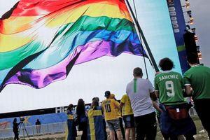 Fan đồng tính lo sợ khi đến Nga dự World Cup 2018