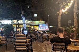 Hà Nội đìu hiu đêm khai mạc World Cup 2018