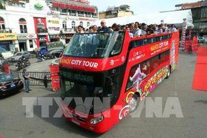 Hà Nội thử nghiệm buýt 'Night tour' phục vụ du khách về đêm