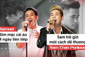 Sam vs Sim: Khi các hotboy The Voice 'kể xấu' nhau! (P2)