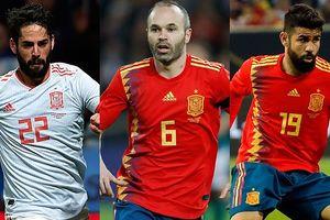 HLV Fernando Hierro dùng đội hình 'siêu tấn công' trước Bồ Đào Nha?