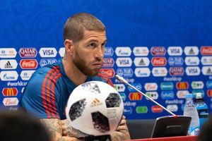 Sergio Ramos: 'Tôi rời đây, ở đây như đám ma'