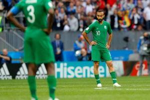 Dân mạng kêu gọi cấm Saudi Arabia dự World Cup vì... quá yếu