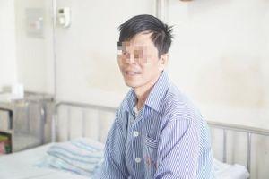 Lơ là điều trị bướu cổ, người đàn ông ở Bắc Giang mù mắt
