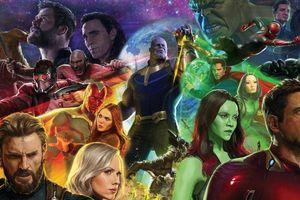 'Avengers: Infinity War' dẫn đầu danh sách đề cử Teen Choice Awards 2018