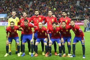 Đội tuyển Tây Ban Nha: Đội hình cầu thủ, danh sách, lịch thi đấu tại World Cup 2018