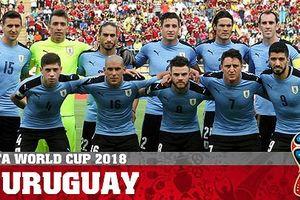 World Cup 2018: Kết quả trận đấu Uruguay vs Ai Cập