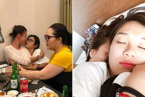 Hoàng Yến Chibi và Hoàng Oanh liên tục 'lộ' khoảnh khắc tình tứ, khiến fans ra sức 'đẩy thuyền'