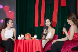 Hoa hậu chuyển giới Bùi Đình Hoài Sa: 'Khi yêu không nên chỉ để cảm xúc chi phối''