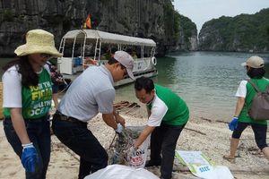 Quảng Ninh: Hành động vì Hạ Long xanh hướng tới du lịch không rác