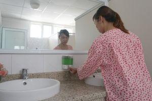 Bệnh viện Phụ sản Hà Nội: Để nhà vệ sinh không trở thành nỗi sợ hãi