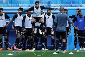 Iran vượt nghịch cảnh bị Mỹ cấm vận...giày ở World Cup ra sao?
