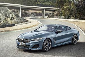 BMW 8-Series ra mắt: Đầy sang trọng, mạnh ngang siêu xe