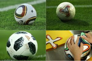 Những trái bóng thi đấu đặc biệt qua các kỳ World Cup