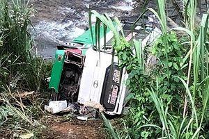 Danh tính các nạn nhân trong vụ tai nạn xe khách trên đèo Lò Xo