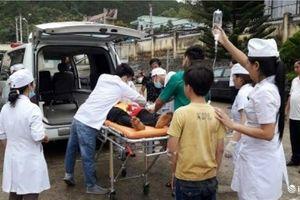 Xe khách mất phanh lao xuống đèo Lò Xo: Danh tính 37 người thương vong