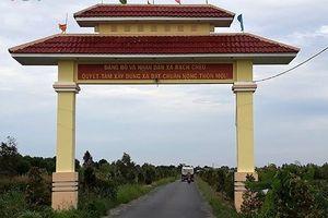Kỷ luật Chủ tịch UBND xã Rạch Chèo, huyện Phú Tân, Cà Mau