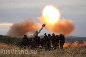 Chiến sự Ukraine: Dân quân Donbass hủy diệt hỏa điểm quân Kiev ngoại ô Gorlovka