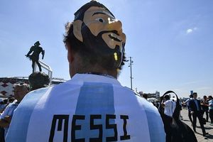 Với dàn sao, Argentina sẽ tấn công tổng lực khi gặp Iceland