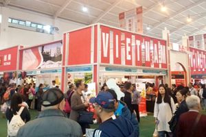 Hơn 90 doanh nghiệp Việt Nam dự Hội chợ Xuất nhập khẩu Côn Minh, Trung Quốc