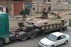 Bất chấp cảnh báo của Mỹ, Syria vẫn dồn quân giải phóng Daraa