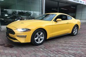 Xe cơ bắp Mỹ Ford Mustang 2018 giá hơn 2 tỷ đồng tại Việt Nam