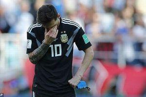 Messi nói gì sau trận hòa tai tiếng trước Iceland?