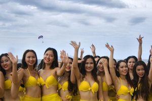 Dàn hot girl bikini nóng bỏng xuất hiện tại biển TP.Đà Nẵng