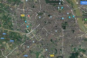 Hà Nội muốn đổi gần 40ha đất lấy đường nối phố Lê Trọng Tấn đến Vành đai 3