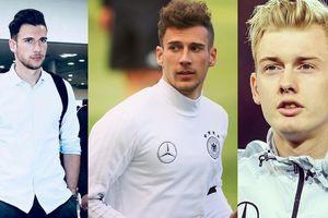 Chân dung các cầu thủ của đội tuyển Đức đã 'đốn tim' người hâm mộ nữ