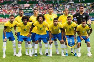 Brazil - Thụy Sĩ: Lộ diện ứng viên vô địch World Cup 2018