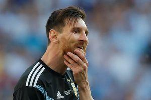 Cập nhật World Cup ngày 17/6: Ronaldo từng ôm hận trước Iceland như Messi