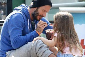 David Beckham trải lòng chuyện làm cha suốt 20 năm qua