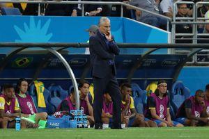 HLV Tite: 'Sự lo lắng đã làm hại tuyển Brazil'
