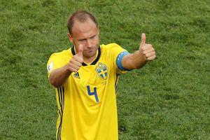 Vượt qua Hàn Quốc, Thụy Điển chia ngôi đầu bảng F với Mexico