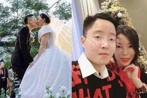 Hé lộ đám cưới đẹp như cổ tích của 'hot boy chuyển giới' Tú Lơ Khơ và vợ doanh nhân