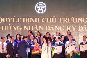 Văn Phú – Invest nhận Quyết định chủ trương đầu tư Dự án KĐT mới An Hưng