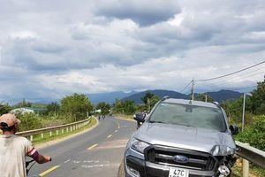 Đắk Lắk: Tài xế xe bán tải ngủ gục gây tai nạn thương tâm