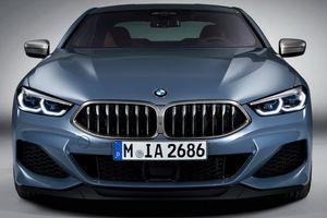 Ảnh BMW 8-Series mới: Cú lột xác ngoạn mục từ 6-Series