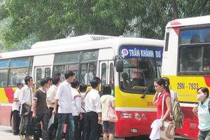 Đề xuất khách dưới 18 tuổi được dùng vé xe buýt ưu tiên