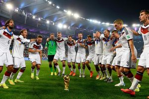 Đức thua trận và sự đen đủi trùng hợp của nhà vô địch World Cup