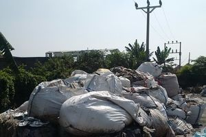 Hải Dương: Nhiều cơ sở tái chế nhựa gây ô nhiễm môi trường