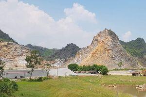 Ninh Bình: Siết chặt công tác bảo vệ môi trường trong khai thác khoáng sản